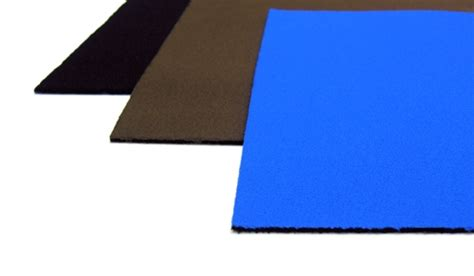 Neoprene Is A Closed Cell Material. It Is Special Mixture