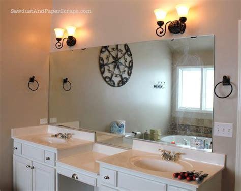 Builder Grade Bathroom Mirror by Live Play Cities Beyond Builder Grade
