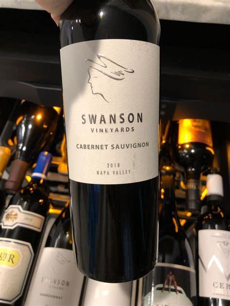 swanson cabernet sauvignon usa california napa