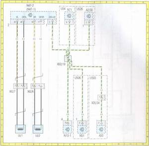 Mercedes W210 Wiring Diagrams
