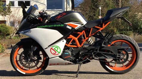 Modification Ktm Rc 390 by Ktm Rc 125 390 Tuning