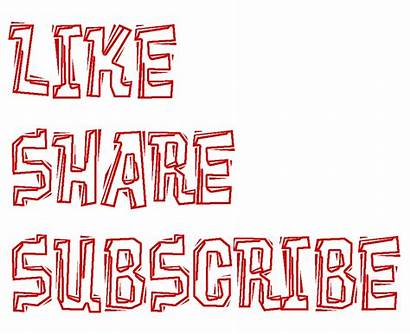 Subscribe Transparent Text Flamingtext Maker Logos Aff