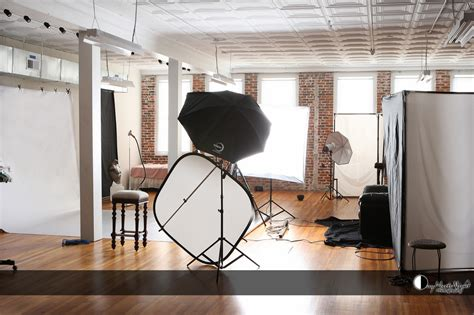 Photography Studio Interior Design
