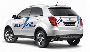 Hybride Auto Rechargeable : korando c ev r un concept hybride rechargeable chez ssangyong ~ Medecine-chirurgie-esthetiques.com Avis de Voitures