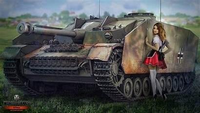 Tanks Wallpapers Wot Stug Tank Fan Deviantart