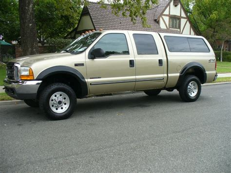 2000 Ford F 250 7.3 Diesel Crew Cab for sale