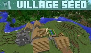Cool Village By Spawn Diamonds Minecraft Seed 194 19