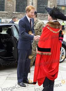 Photos and Pictures - London, UK. HRH Prince Harry at Lord ...