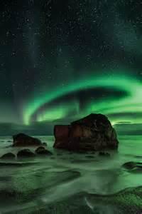 Northern Lights Aurora Borealis Norway