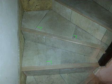 poser un carrelage sur un escalier en b 233 ton partie 2 2