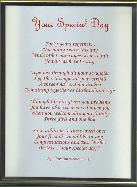 Free Anniversary Poem Picture by Anniversary Poem Photo Picture Of A Awesome Hd