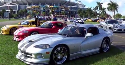 Dodge Viper Invasion  American Sports Car  Hot Cars