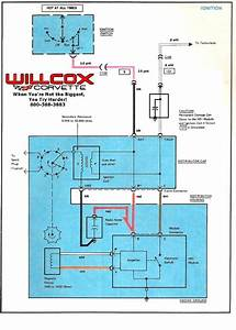 Mallory Tach Wiring Diagram