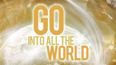 Go To The World! Go Into All The Earth!  Ralph Vaughan Williams (1906) Youtube
