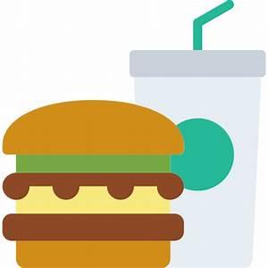 Fast food - Free food icons