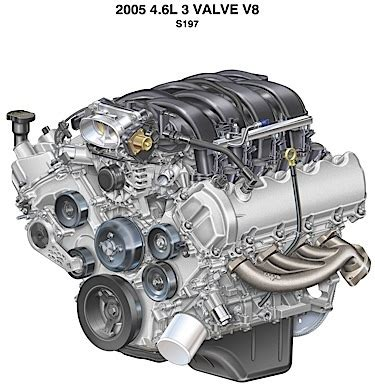 4 6 Liter Sohc Engine Diagram by Ford 4 6l Sohc Dohc Engines Service Issues
