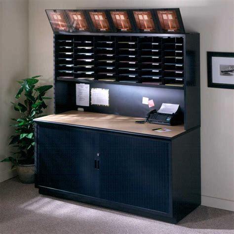 modular mailroom furniture