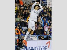 Picture Gallery Real Madrid's best moments of the match