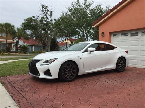 rcf lexus 2016 lexus rcf pictures carpower360