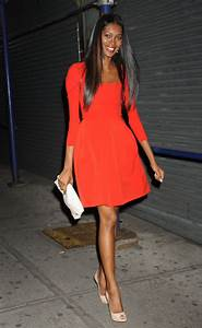 dj jessica white out in nyc zimbio With robe de cocktail combiné avec hipanema accessoires