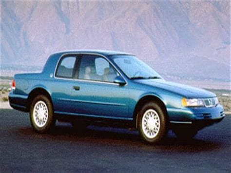 blue book value for used cars 1993 mercury villager electronic throttle control 1994 mercury cougar pricing ratings reviews kelley blue book