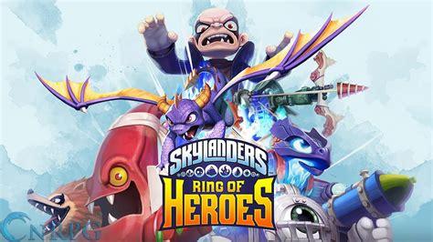 skylanders ring  heroes onrpg
