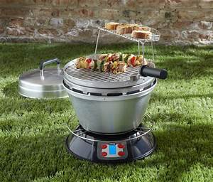 Cook Air Wood Fired Portable BBQ Grill The Green Head
