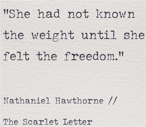 scarlet letter chapter 15 important quotes