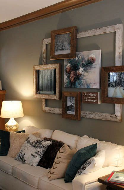 home interiors picture frames 25 must try rustic wall decor ideas featuring the most amazing intended imperfections cute diy