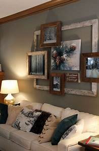 25 must try rustic wall decor ideas featuring the most With kitchen cabinet trends 2018 combined with cheap large canvas wall art