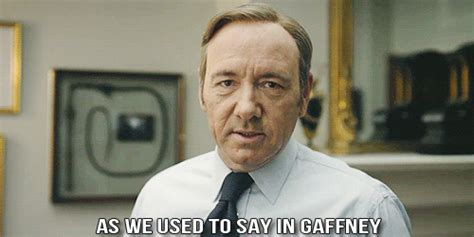 Frank Underwood Meme - house of cards 01x09 chapter 9 gif find share on giphy