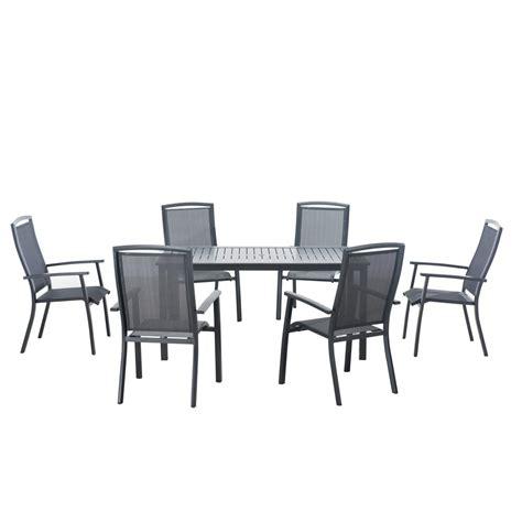 martha stewart living solana bay 7 patio dining set