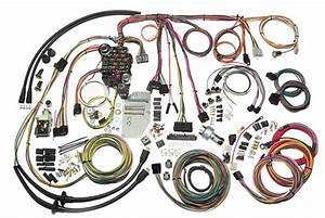 American Autowire Complete Wiring Harness