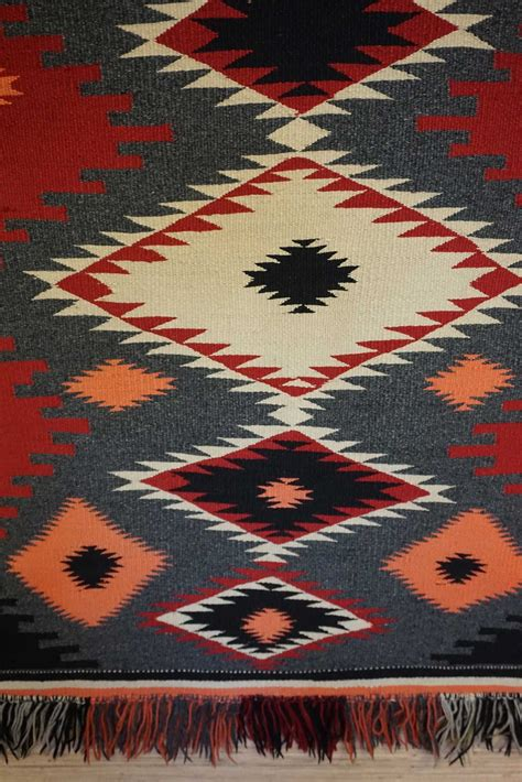 Navajo Indian Rugs by Historic Germantown Navajo Rug For Sale
