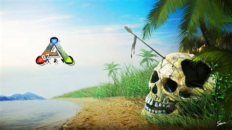 Dual Monitor Wall Papers Ark Survival Evolved Wallpapers Pictures Images