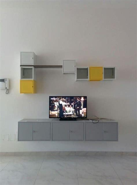 lixhult ikea parete attrezzata  mobile tv home