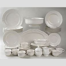Villeroy & Boch Manoir 55piece Set At Replacements, Ltd
