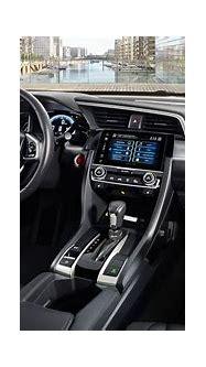 Interior | The 2016 Civic | Honda Canada