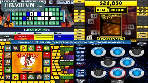 powerpoint game show templates customize  adding
