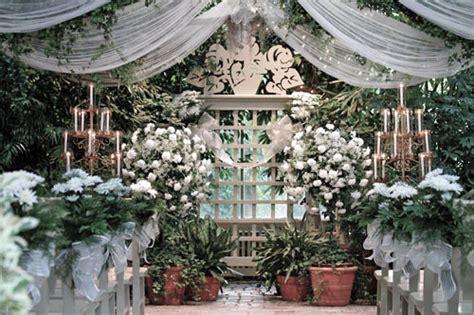 the conservatory garden wedding venue st louis wedding