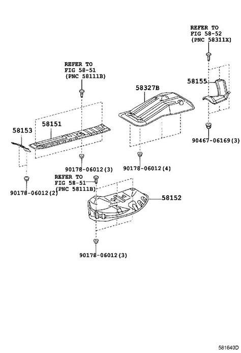 Toyota 4Runner Exhaust Heat Shield. Insulator, FLOOR