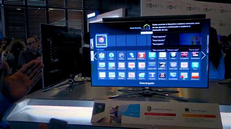 Samsung Smart TVs 2013: F8000 F7500 F6800 F6400 F5500