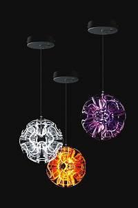Moderne Hängeleuchten Design : h ngelampen mit modernen led in verschiedenen farben ~ Michelbontemps.com Haus und Dekorationen
