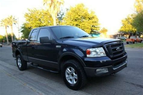 Purchase Used 2004 Ford F150 Fx4 Extended Crew Cab 4x4
