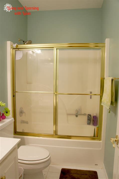 shower tub door how to remove shower glass doors
