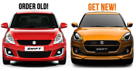 Book An Old Maruti Swift, Get The All-new 2018 Model