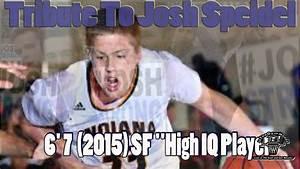 "Tribute to 2015 (Vermont Commit) 6'7""Josh Speidel - YouTube"