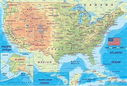 Cities Map States United Maps Usa Detailed