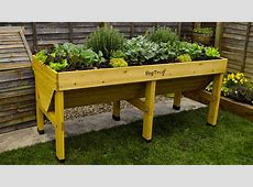 VegTrug Urban Vegetable Planter DudeIWantThatcom