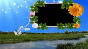 HD Free Background Animated Photo Frame Video Downloads ...